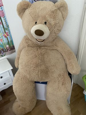 Big stuffing bear for Sale in North Las Vegas, NV