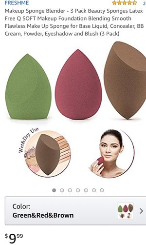 Freshme beauty blender for Sale in Anaheim, CA