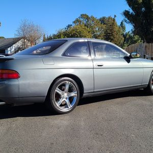 1993 Lexus SC400, Running & Driving Project for Sale in Fairfield, CA