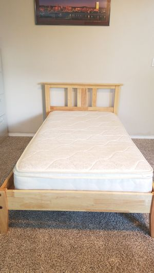 Twin Bed for Sale in Gresham, OR