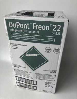 Freon R-22 DuPont tank r22 new!!! for Sale in Anaheim, CA