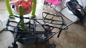 Double snap in go stroller for Sale in Hermitage, TN