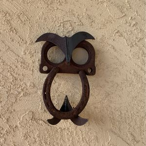 Upcycled Handmade Owl for Sale in La Mesa, CA
