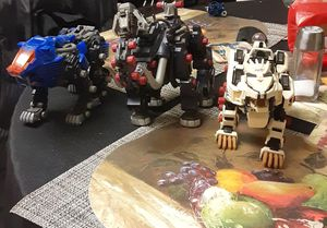 Zoids toys by Tomy Japanese models for Sale in Alexandria, VA