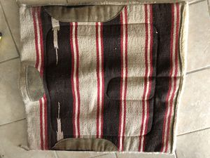 """Western saddle pad 29 """" x 29"""" for Sale in Eolia, MO"""