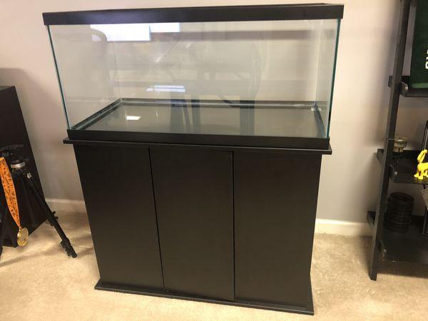 40 gallon Aquarium Fish Tank w/ Stand
