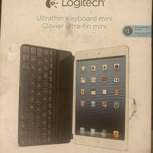 logitech Keyboard For iPad for Sale in Charlotte, NC