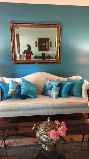 Camelback Sofa for Sale in Durham, NC