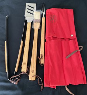 4 Piece BBQ Grill Set for Sale in Easley, SC