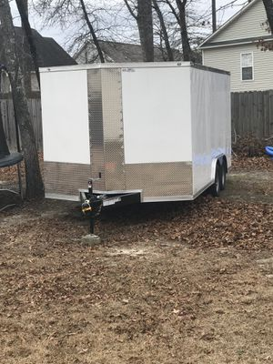 2018 Rocks 8x 16 Enclosed trailer for Sale in Copperas Cove, TX