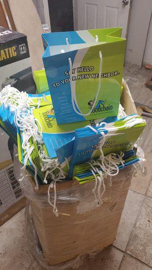 Retailer bags Bulk Amount Moré than 500 + good For small retail or swap meet vender etc for Sale in Phoenix, AZ