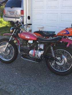 1971 Harley Sx350 for Sale in Everett,  WA