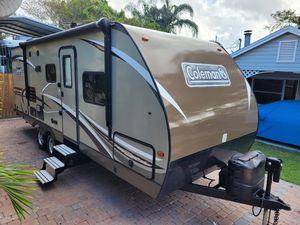 2017 DUTCHMAN COLEMAN LIGHT SERIES 2305QB 23' TRAVEL TRAILER CAMPER RV! for Sale in Edgewood, FL