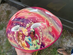 Disney princess helmet for Sale in Tampa, FL