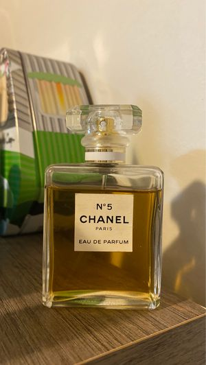 Chanel no. 5 PERFUME for Sale in Bellmawr, NJ