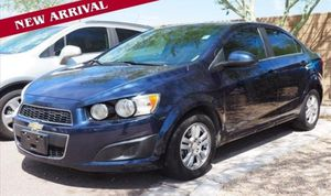 2️⃣0️⃣1️⃣6️⃣ Chevy Sonic LT for Sale in Scottsdale, AZ