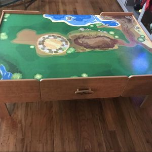 FREE Train Table for Sale in San Leandro, CA