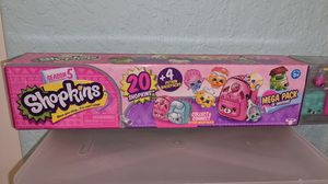 SHOPKINS 20 piece, season 5 for Sale in Port St. Lucie, FL
