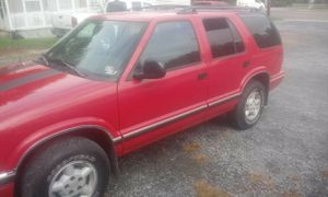 95 chevy blazer for Sale in Luray, VA