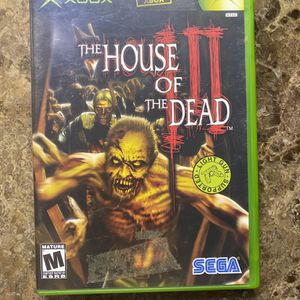 House Of The Dead 3 - Original Xbox Game for Sale in Los Angeles, CA