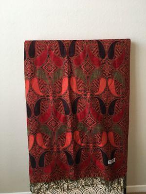 Pashmina shawl, wrap, scarf for Sale in Ashburn, VA