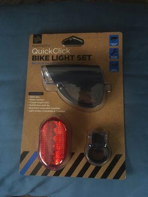 Bike light set for Sale in Fort McDowell, AZ