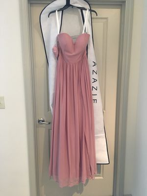 Dusty Rose Azazie Bridesmaid Dress for Sale in Nashville, TN