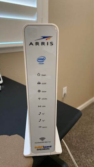 Arris Comcast cable modem SVG248AC for Sale in Stockton, CA