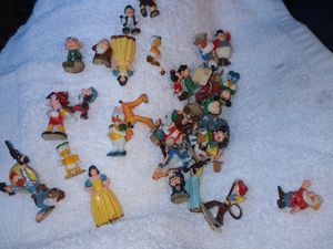 Vintage Disney miniature figurines for Sale in Modesto, CA