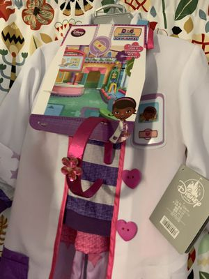 Disney Girls Doc McStuffins Costume for Sale in Columbia, MD