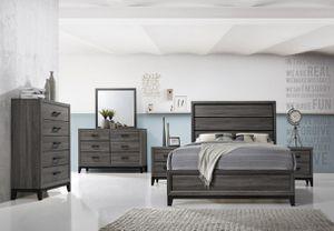 Brand New 4pc. Queen Bedroom Set for Sale in Austin, TX