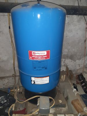 Well water pump bladder for Sale in Williamsport, PA