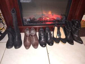 Various boots and shoes for Sale in Tampa, FL