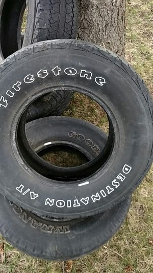 Tires for Sale in Boon, MI