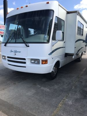SECOND CHANCE FINANCING!! 2002 Sea Breeze Class A Motorhome!! for Sale in Burleson, TX