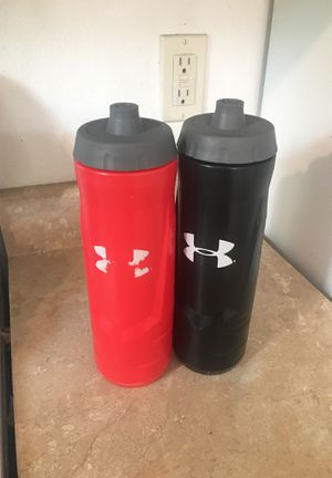 Under armor squeeze bottles for Sale in East Wenatchee, WA