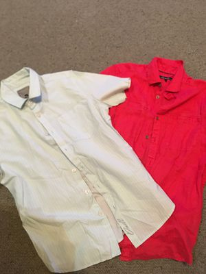 MEN's COLLARED SHIRTS for Sale in Fresno, CA