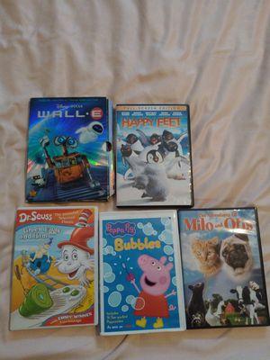 Kid's DVD's for Sale in Rancho Santa Margarita, CA
