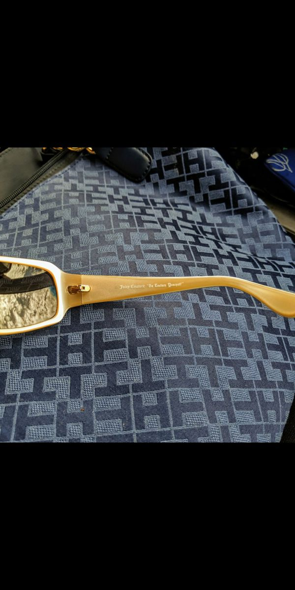 Used women's juicy couture sunglasses