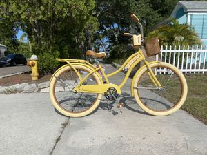 "26"" Huffy Ladies Cruiser Bike for Sale in Clearwater, FL"
