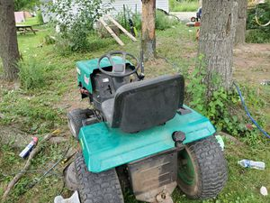 Riding lawn tractor maroso for Sale in South Amherst, OH