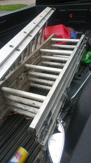75 a piece or 1w5 for both step ladders for Sale in Nashville, TN