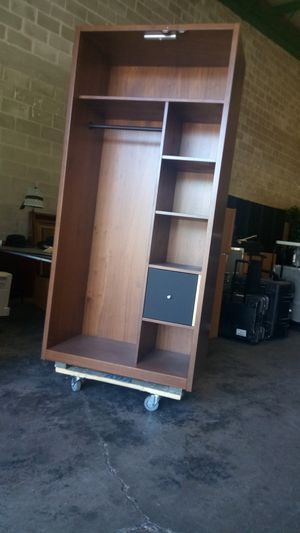 Wood Closet for Sale in Tampa, FL