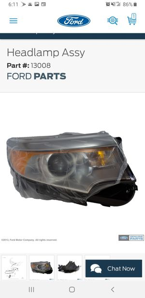 New Ford HEADLAMPS/FARO OEM PARTS for Sale in Orlando, FL