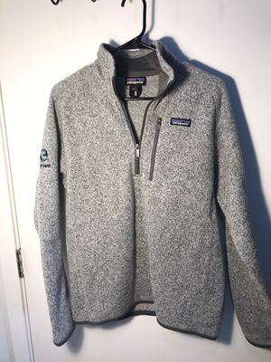 Patagonia men's small s better sweater 1/4 pullover jacket for Sale in Aurora, CO