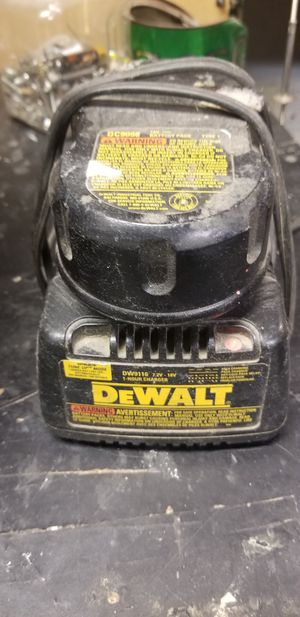 DeWalt 18volt Cordless Drill Battery With Charger. for Sale in Pensacola, FL