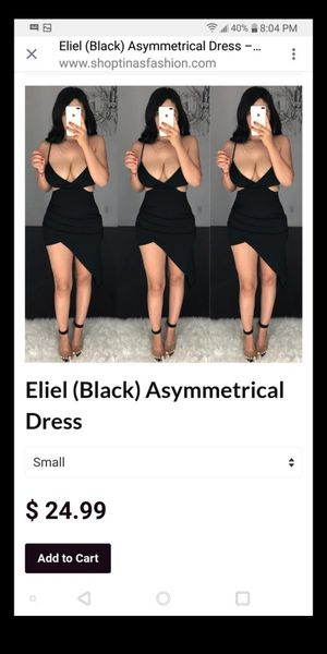 Black dress for Sale in Santa Ana, CA