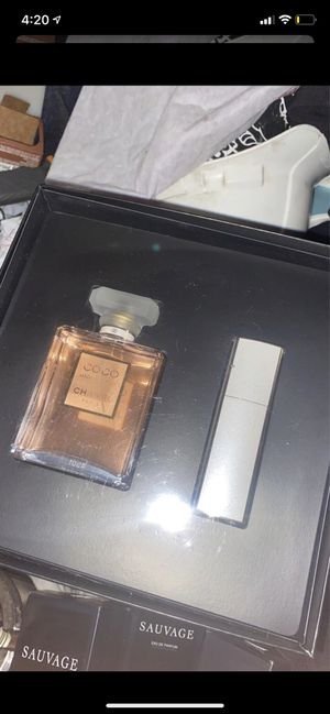 Chanel perfume for Sale in Fresno, CA