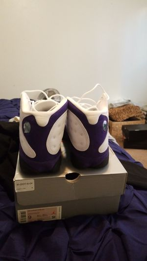 retro Jordan purple for Sale in Oakland, CA