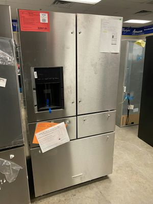 NEW KitchenAid Stainless Steel Multi Door Refrigerator Fridge 1 Year Manufacturer Warranty Included for Sale in Gilbert, AZ
